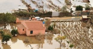 Alluvione: bando sindacati-Confindustria